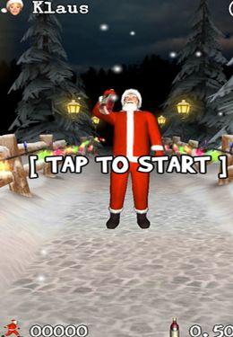 Simulator-Spiele: Lade Besoffener Weihnachtsmann auf dein Handy herunter