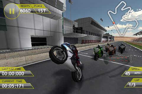 La moto GP
