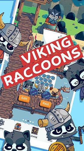 Capturas de tela de Raidcoons: The viking raccoons