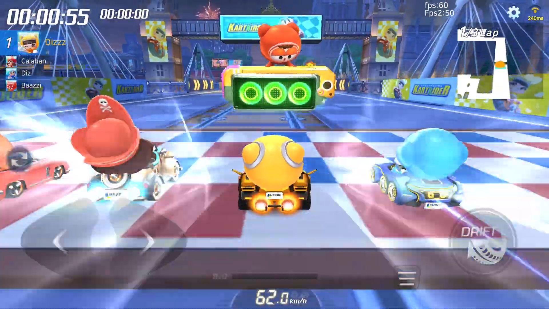 KartRider Rush+ screenshot 1