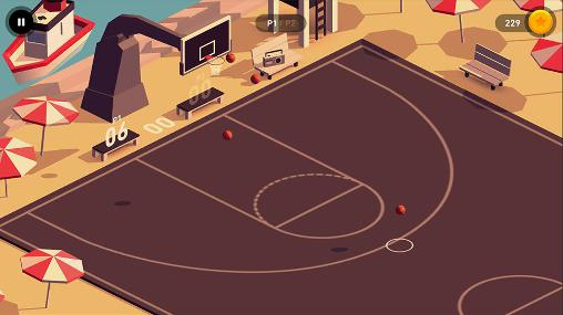 Multiplayer games Hoop for smartphone
