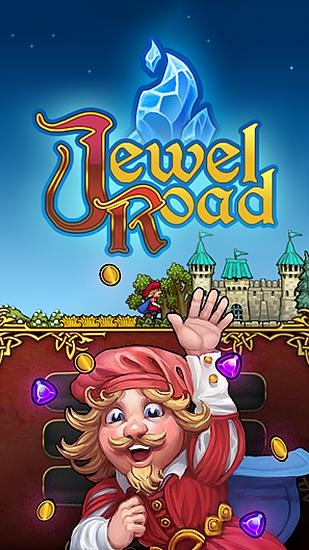 Jewel road: Fantasy match 3 Screenshot