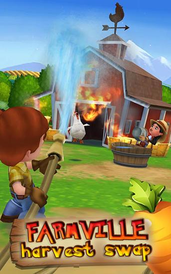 Farmville: Harvest swap capture d'écran 1