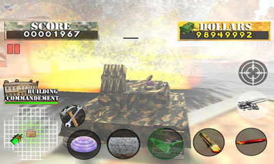 Tank War Defender 2 pour Android