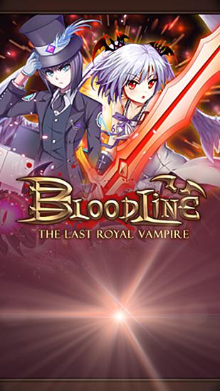 Bloodline: The last royal vampire captura de pantalla 1