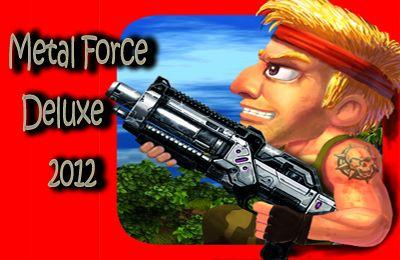 logo Metal Force Deluxe 2012