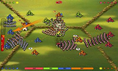 Mushroom war capture d'écran