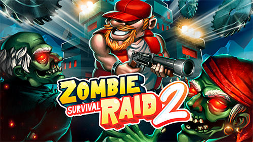 Zombie raid survival 2 Screenshot