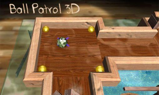 Иконка Ball patrol 3D