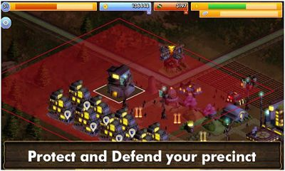 Strategy games Electric City - A New Dawn for smartphone