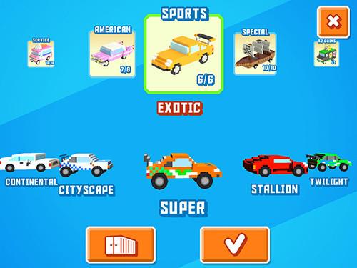 Autospiele Smashy cars.io auf Deutsch