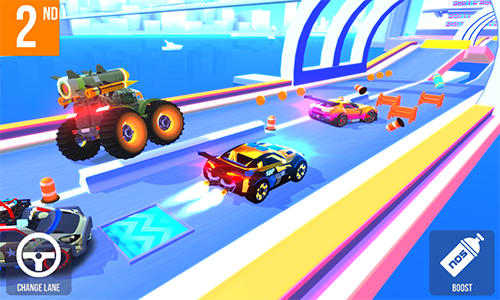 SUP multiplayer racing screenshot 4