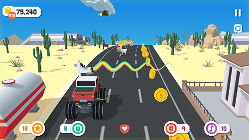 Smashy dash para Android