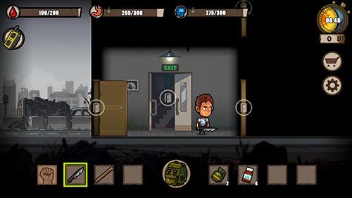 Survivor: Danger zone для Android