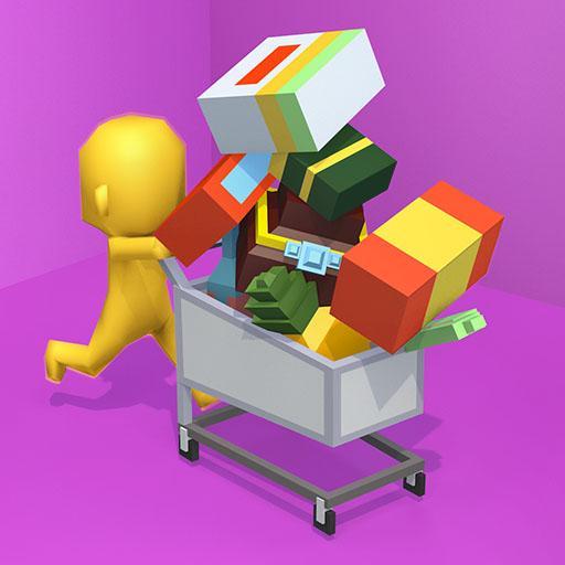 Shopping Rush.io icono