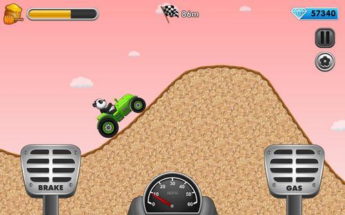 Bear race screenshot 2