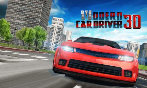 Скриншот Modern car driver 3D на андроид