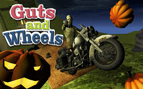 Guts and wheels 3D capture d'écran