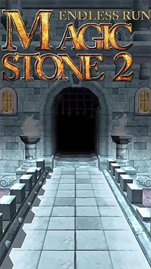 Endless run: Magic stone 2 icône