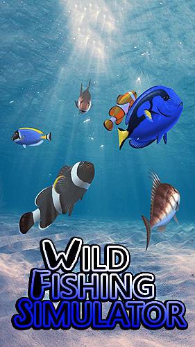Wild fishing simulator icono