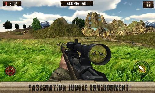 Bird shooter: Hunting season 2015 для Android
