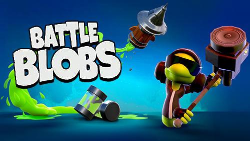 Battle blobs: 3v3 multiplayer Screenshot