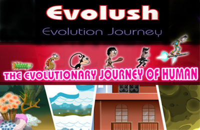 логотип Путешествие Эволюции