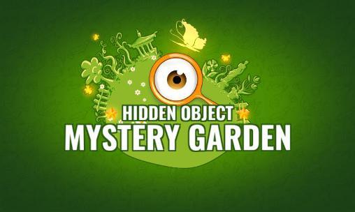Hidden оbjects: Mystery garden Screenshot
