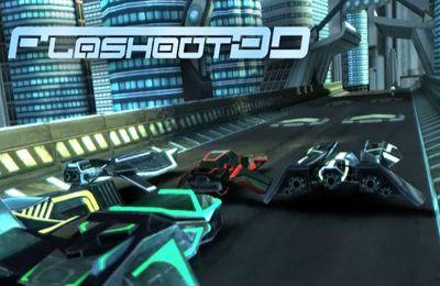 logo Flash 3D
