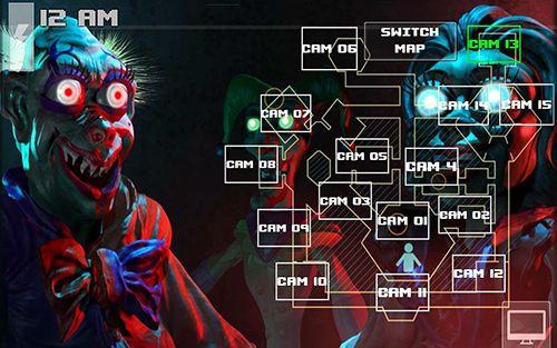 Abenteuer-Spiele: Lade Zoolax Nächte: Teuflische Clowns auf dein Handy herunter