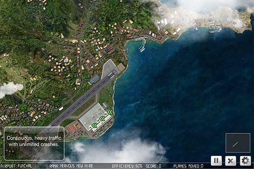 Screenshot Flughafen Wahnsinn: Weltausgabe auf dem iPhone