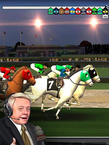 Horse racing manager 2018 auf Deutsch