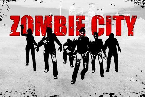 логотип Город зомби