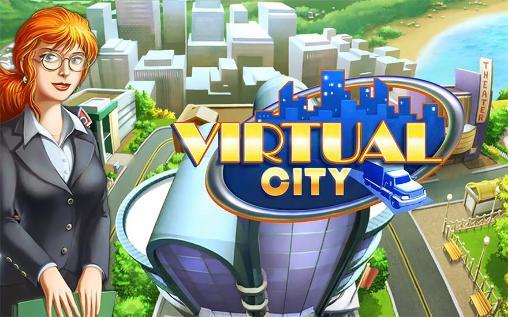 Capturas de tela de Virtual city