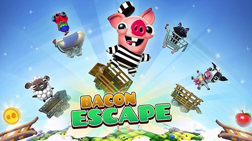 logo Evasion de bacon