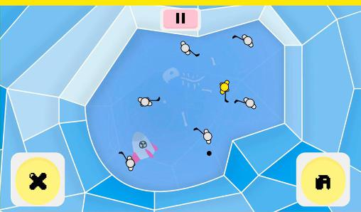 Mortal hockey: Arcade para Android