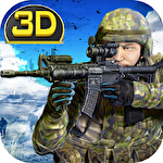 アイコン Army commando: Sniper shooting 3D