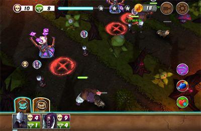 Kampfspiele: Lade Vampirsaison auf dein Handy herunter