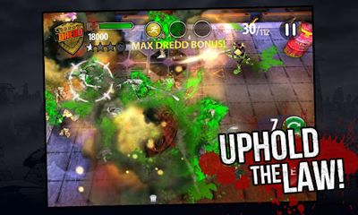 Judge Dredd vs. Zombies для Android