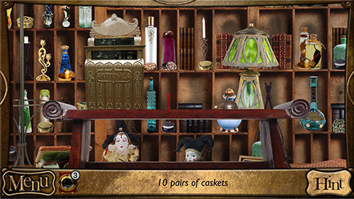 Detective Sherlock Holmes: Spot the hidden objects Screenshot