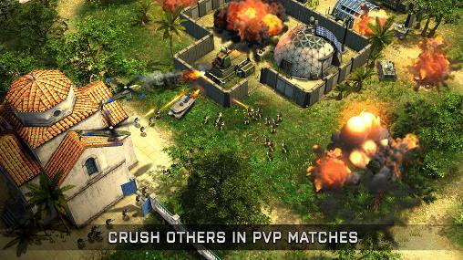 Online Strategiespiele Arma: Mobile ops auf Deutsch