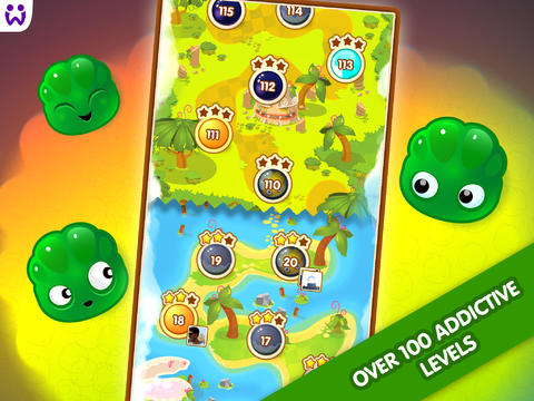 Arcade games: download Jelly Splash to your phone