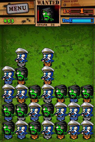 Arcade-Spiele: Lade Begehrte Zombies auf dein Handy herunter