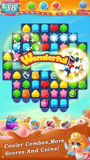 Candy paradise скриншот 2