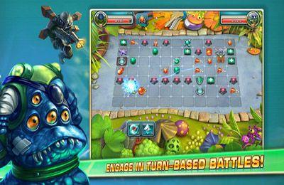 Arcade-Spiele: Lade Spielzeug-Monster auf dein Handy herunter