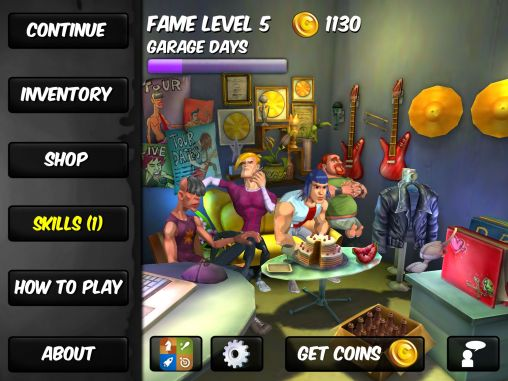 Rise to fame für Android
