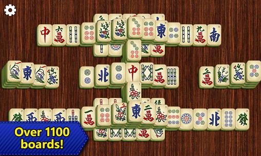 Mahjong solitaire epic für Android
