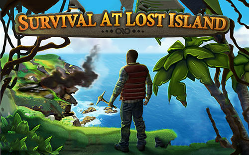 Survival at lost island 3D captura de pantalla 1
