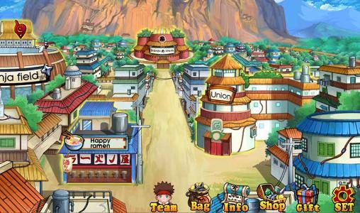 RPG-Spiele Ultimate hurricane: Chronicles für das Smartphone