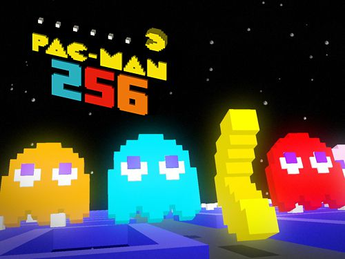 logo Pac-man 256
